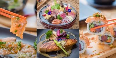 """กินเอามันส์!! อาหารญี่ปุ่นสไตล์ฟิวชัน ที่ """"Masaaki Sushi"""" ภูเก็ต"""