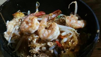 ผัดไทยกะลา By Kawee