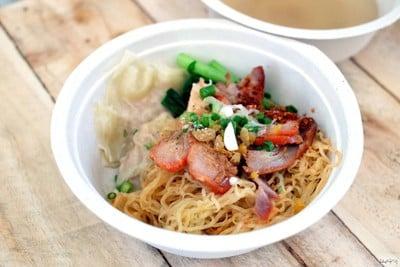 Kowloon noodle