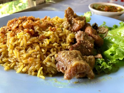 สุชาดาข้าวหมกไก่ (SUCHADA KHAOMOKKAI)