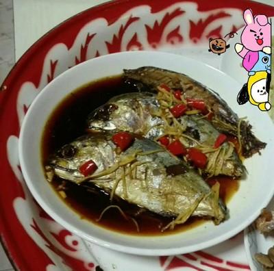 ต้มปลาทูสามรส