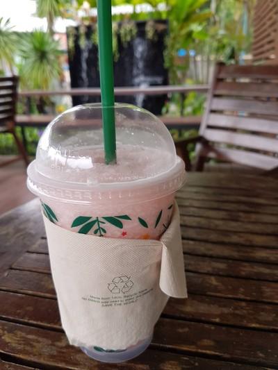 Café Amazon (คาเฟ่ อเมซอน) ปตท.บจก. เอ็นจีวี  ศิริสมบูรณ์พัฒนา
