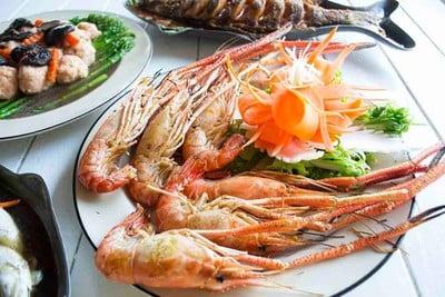 เรือนอาหารปะการัง บางแสน (Pagarang Restaurant)