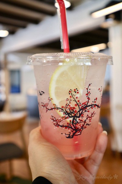 Sakura Lemonade