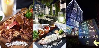"""The Grill Room Korat"" ห้องอาหารที่สูงที่สุดในเมืองโคราช"