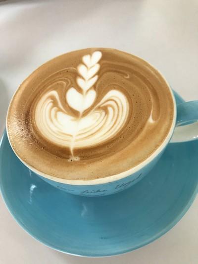 เกตุ น้ำปั่น k coffee