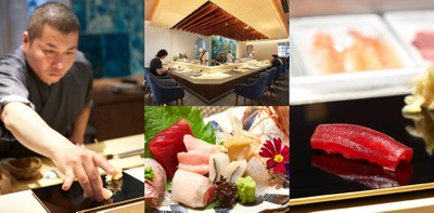 """Sushi Cyu"" อาหารญี่ปุ่นพรีเมียมกับ Omakase ในราคาเอื้อมถึง"