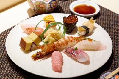 Sushi Cyu & Carnival Yakiniku centralwOrld