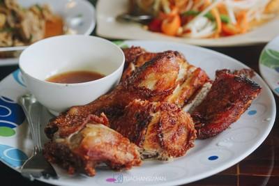 ไก่ทอดเดชา ทางไปสนามบิน