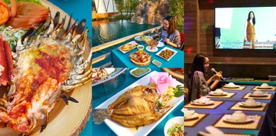 """Talalay"" ร้านอาหารทะเลเปิดใหม่สไตล์แม่กลอง บรรยากาศชนะเลิศย่านนนทบุรี"