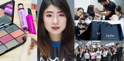 Wongnai Beauty Workshop x NYX PROFESSIONAL MAKEUP