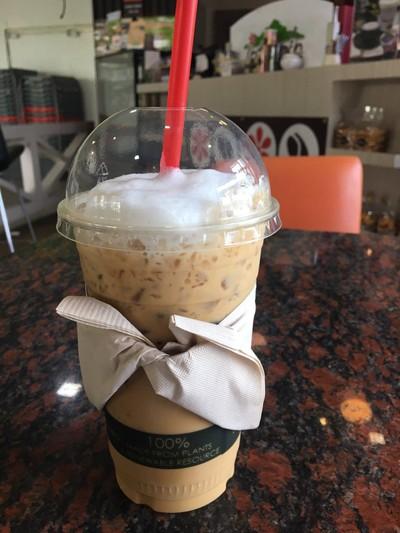 Inthanin Coffee big C ปั้มบางจาก