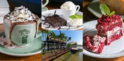 สวรรค์ของคนเชียงใหม่! กินเค้กจิบกาแฟริมนา ที่ Chiang Mai Rice Life