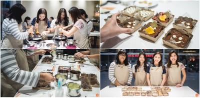 Wongnai Cooking Workshop กับเมนู Chocolate Brownie ต้อนรับวันวาเลนไทน์