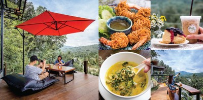 The Kiriwong Valley Restaurant คาเฟ่กลางหุบเขา สูดอากาศคีรีวง จ.นครฯ
