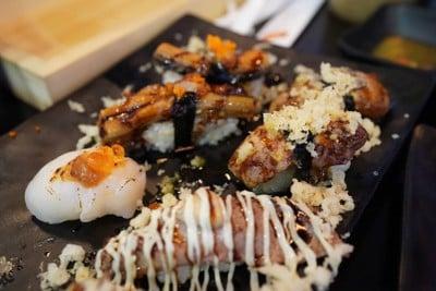 Tenjo Sushi &Yakiniku Premium Buffet เมกา บางนา