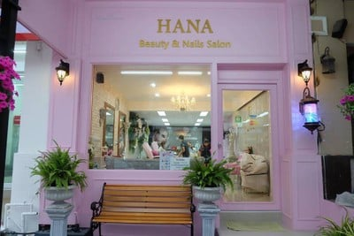 Hana Beauty & Nails Salon