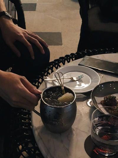 Penthouse Bar & Grill Park Hyatt Bangkok