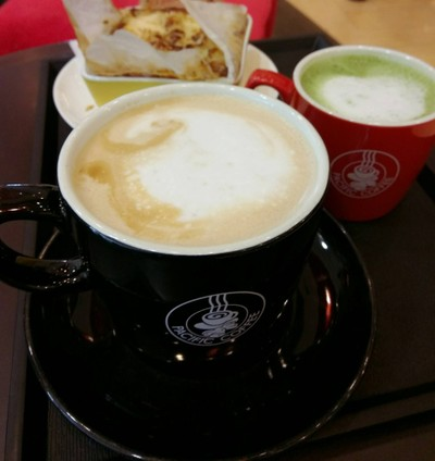 Pacific Coffee HKIA Terminal 2