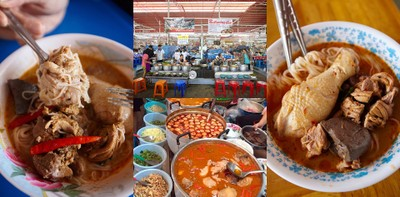 ตะลุย 7 ร้านขนมจีนในตลาดแม่กิมเฮง โคราช ภาค 1
