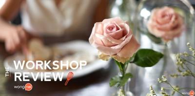 ชวน Workshop! ดอกกุหลาบจากถั่วขาว ของขวัญสุดหวานรับวาเลนไทน์ @Pushface