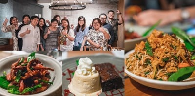 Wongnai Tasting X Charm Eatery and Bar