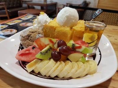 Cafe' Station