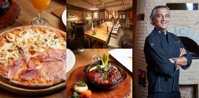 ห้องอาหารอิตาเลียนที่ได้รับความนิยมสูงสุดในพัทยา ROSSINI พัทยา