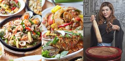 ปาร์ตี้หลังเลิกงาน อาหารไทยอีสานรสจัดจ้าน @เบียร์วุ้นหลานย่าโม ชลบุรี