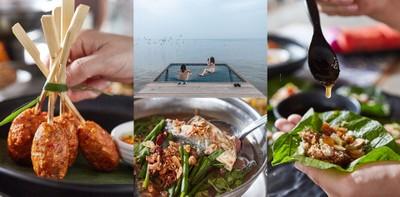 Moken ร้านอาหารทะเลเปิดใหม่ริมอ่าวไทย บรรยากาศชนะเลิศ เหมาะพามายกบ้าน!