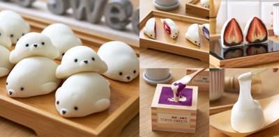 """""""Tokyo Sweets"""" คาเฟ่สไตล์ญี่ปุ่น เสิร์ฟขนมสุดว้าวที่สายหวานเป็นปลื้ม!"""
