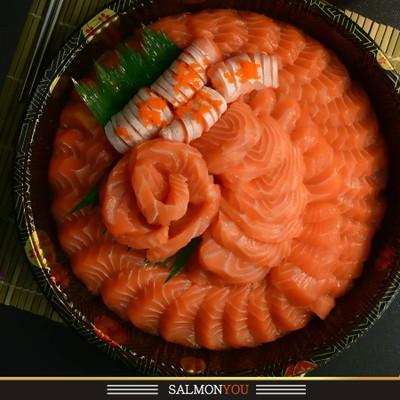 SalmonYou Delivery แซลมอนเดลิเวอรี่ แซลมอน ซาซิมิ ซูชิ อาหารญี่ปุ่นเดลิเวอรี่ ส่งตรงถึงบ้านคุณ bkk