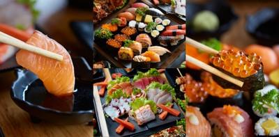 บุฟเฟ่ต์อาหารญี่ปุ่น อิ่มสุดคุ้ม ไม่ต้องทุ่มกระเป๋าตัง Asuka พัทยา