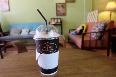 ร้านกาแฟหอมละมุน
