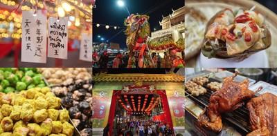 เที่ยวงานตรุษจีนโคราช เทศกาลจอมพลถนนหัวมังกร 1 ปีมีครั้งเดียว