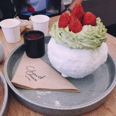 Sweet Winter Bingsu
