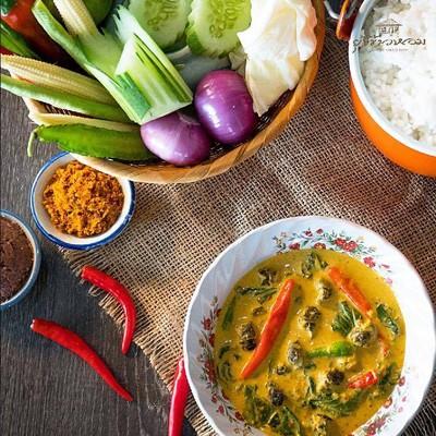 ยุ้งข้าวหอม อาหารใต้รสดั้งเดิม (ยุ้งข้าวหอม) เมกาบางนา