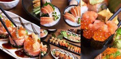 """ZEN"" ร้านอาหารญี่ปุ่นยอดนิยมกับ 4 เมนูแซลมอนในแคมเปญ SALMON FESTIVAL"