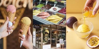 Dolche Sorbetto ร้านไอศกรีมซอร์เบโฮมเมดจากผลไม้แท้แคลฯต่ำ สุดเฮลตี้!