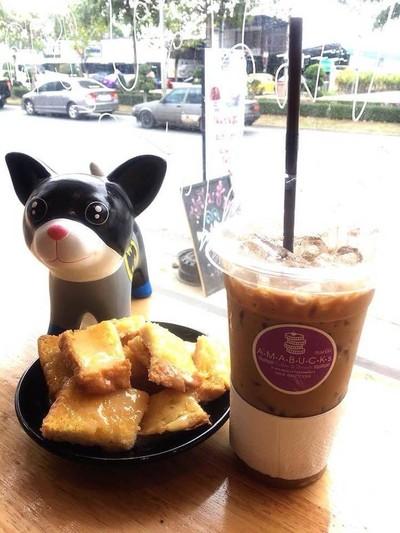 ร้านอาหาร AMABUCKs Coffee & Dimsum