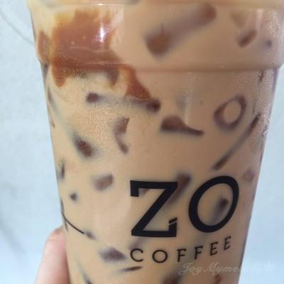 Zo coffee บีทีเอส ชิดลม