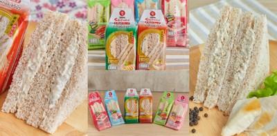 Oishi Sandwich Plus เปิดตัว 2 รสชาติใหม่ ตอบโจทย์คนรักสุขภาพยุค 4.0