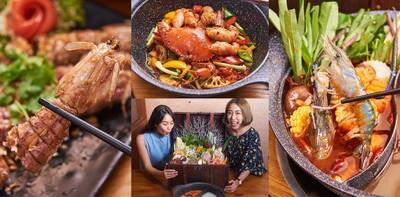 """""""Treasure Seafood"""" ขุมทรัพย์ร้านชาบู-ซีฟู้ดสด ๆ สไตล์จีนเสฉวน ย่าน RCA"""