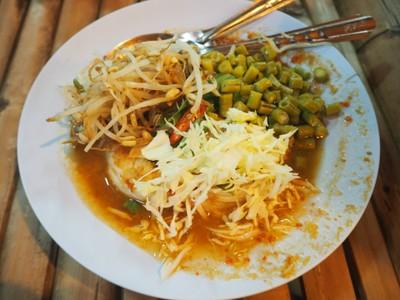 ขนมจีนนั่งยอง (KHANOM CHIN NANG YONG RESTAURANT)