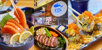 ได้กินแล้วต้องฟิน Fin Sushi ร้านอาหารญี่ปุ่นโคราช อิ่มคุ้มค่าราคาเบา ๆ