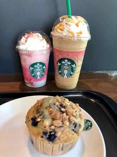 Starbucks (สตาร์บัคส์) Central Marina