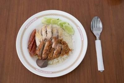 โกย-ข้าวมันไก่ สาขา 1 (ซอยท่าข้าม 7, พระราม 2)
