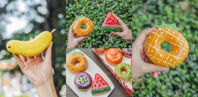 Mister Donut ออกรสชาติใหม่ Summer Fruity ให้หน้าร้อนนี้กระปรี้กระเปร่า