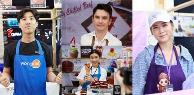 รวมพ่อค้าแม่ค้าแซ่บ ภายในงาน Wongnai Chonburi Food Festival 2018