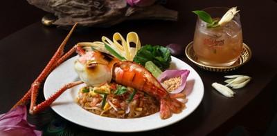 ผัดไทย street food ของไทย สู่ fine dining กับการจับคู่สุดยอดค็อกเทลไทย